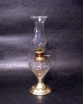 Miniature Kerosene, Oil Lamp,