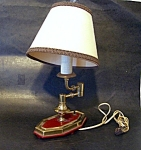 Ainsley Adjustable Desk Lamp, Electric