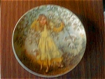 Mcclelland Little Bo Peep Plate