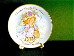 Avon Mothers Day Plate Cherished Moments