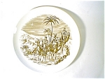 Spode England Plate, Where Is He That Is Born