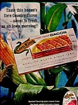 Corn King Bacon Ad Sheet