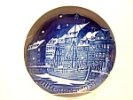 Bing & Grondahl Christmas Anchorage Plate