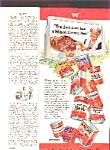Wilson's - Mor Canned Meat Ad Sheet