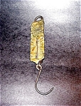 Brass Hanging Scale