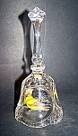 Crystal Bell, Bird Decorated