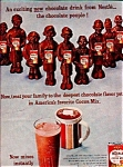 Nestle Cocoa Mix Ad Sheet