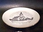 Lutheran Church Plate. Fredonia N.d.