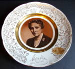 Queen Martha, Norway Plate