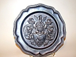 Decorative Crest Plate,