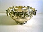 Wm. Rogers Silverplate Handled Bowl