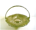 Silverplated Basket