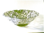 Open Work Silverplate Bowl