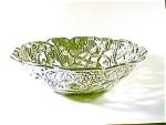 Open Work Silverplate Bowl