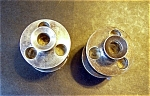 Silverplated Candleholders, Tapers