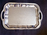 Irvinware Embossed Tray