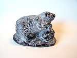Aardik Grizzly Bear Figurine