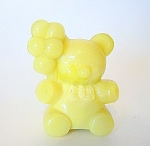 Patrick The Balloon Bear Figurine,yellow