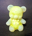 Bear, Fuzzy Series, Boyd Art Glass