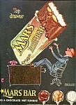 1955 Mars Bar Ad Sheet