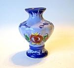 Bud Vase, Portugal Pottery, Vesta Alcobaca