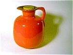 Frankoma Pitcher/jug Glossy Red