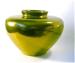 Haeger Copper Luster Vase