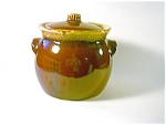 Bean Pot, Mirror Brown, Hull