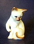Bone China Lefton Cat, Kitten, Kitty Figurine