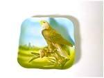 Eagle 3-d Wall Plaque
