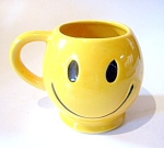 Smiley Face, Mccoy Mug