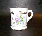 Little Shaver Shaving Mug, Rosetti