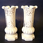 Candleholder, Candlesticks, Red Wing Pottery