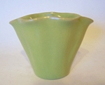 Rosemeade, Pottery Vase , Green