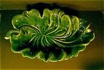Van Briggle Pottery Leaf Tray