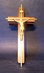 Catholic Last Rites Cross, Crucifix