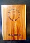 Bible, King James Version In Wood Box