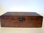 Redwood Cigar Box