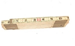 Lufkin Folding Ruler, Measure