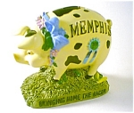 China Pig Bank Memphis