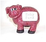 Ceramic Pig, Piggy Bank