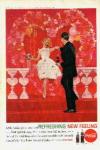 Coca Cola Ad Sheet 1960s