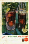 Coca Cola Ad Vintage From National Geographic