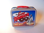 Lone Ranger Lunch Box. Cheerios Premium