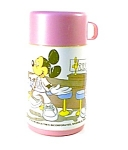 Mickey Minnie Mouse Alladin Thermos