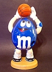 M & M Candy Dispenser, Basketball Player