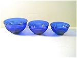 Toy Mixing Bowl Set Marked Stacy Marie