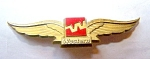 Pin, Western Airlines