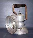 Oxwell Railroad Lantern, Model A Union Carbide