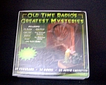 Old Time, Radio Mysteries, 20 Cassettes,